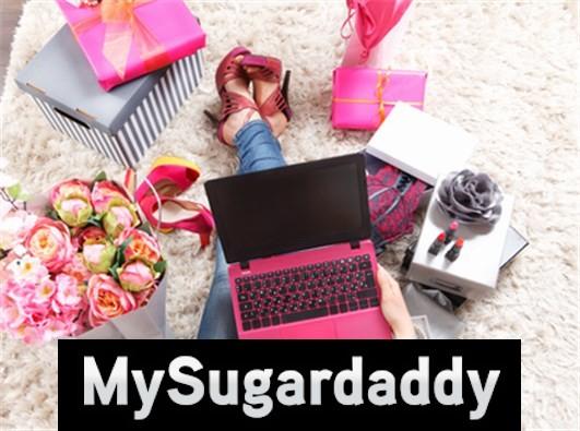 Shopping with Sugar Daddy