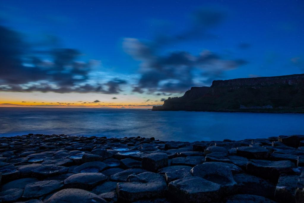 The Giant's Causeway, Bushmills