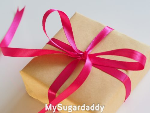 Picking the Right Gift for Your NEW Sugar Baby