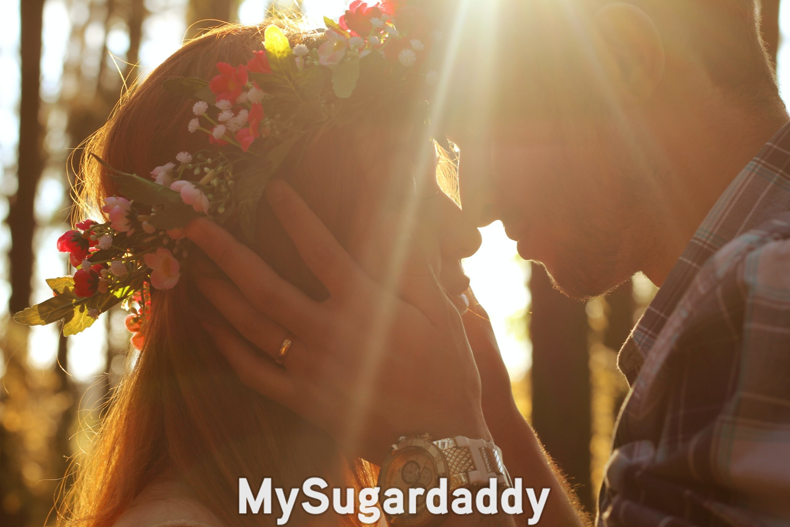 reliable sugar daddy helping sugar baby feel less anxious
