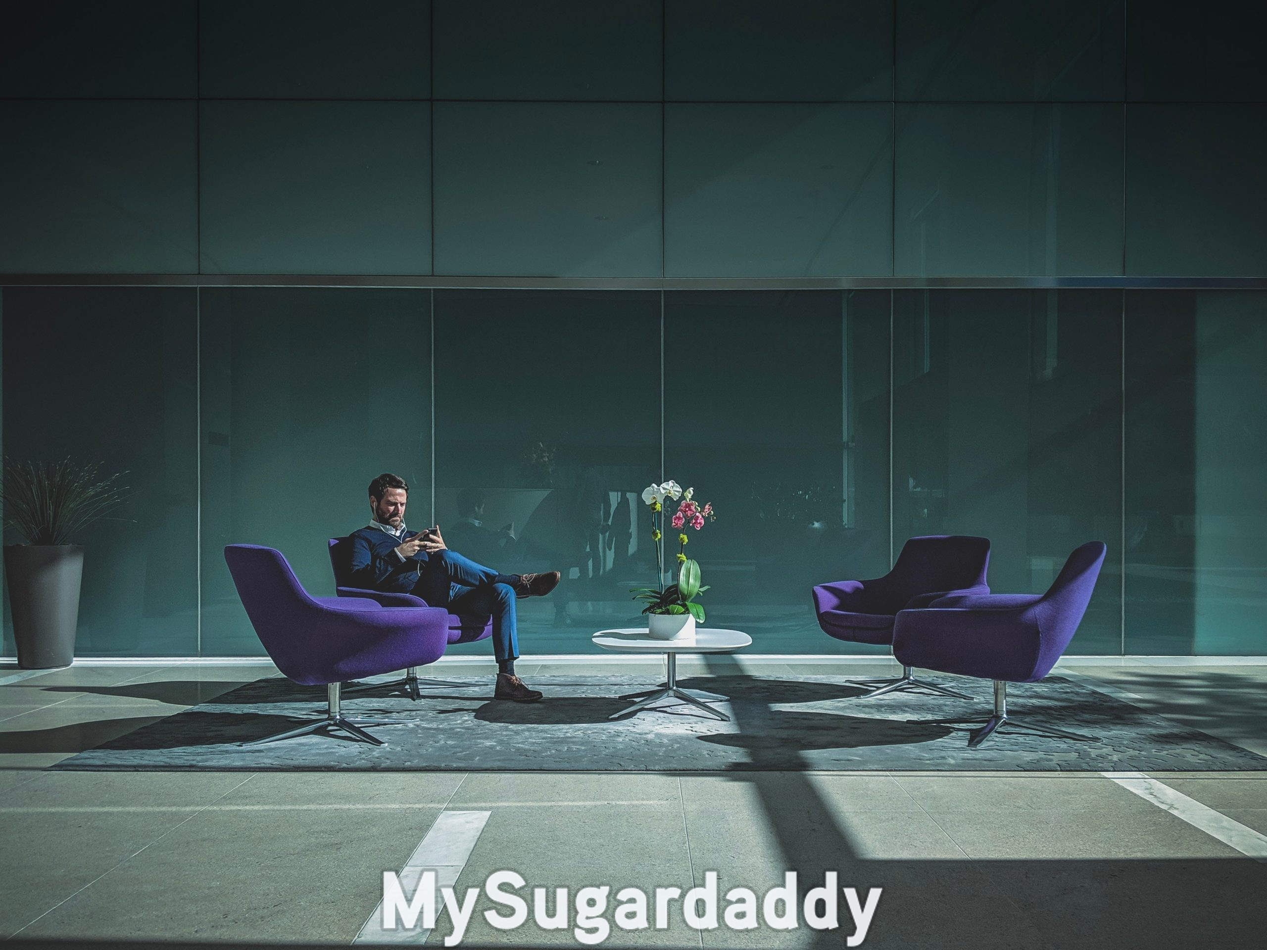 reliable sugar daddy waiting for his sugar baby